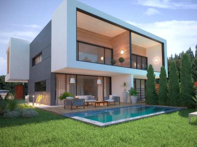 Guadarrama Houses
