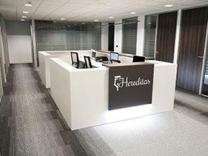 Bilbao Heréditas Headquarters